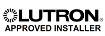 Lutron approved installer