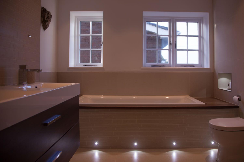 witterings beach house bathroom