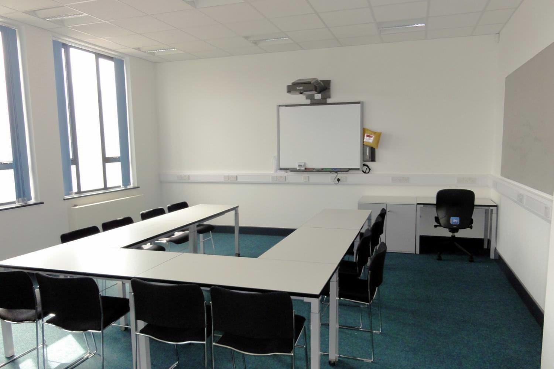 bigger class room