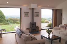 Hampshire living room