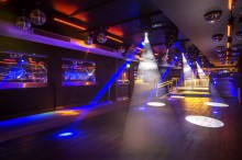 Ballare nightclub dancefloor