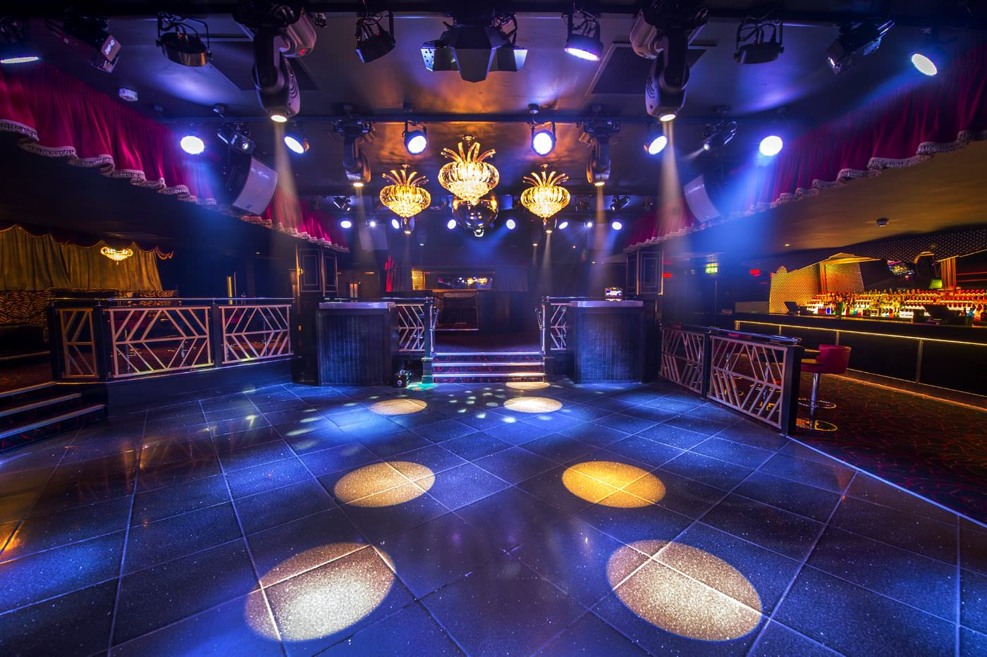 Pulse dancefloor