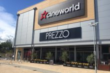 Cineworld Dalton Park